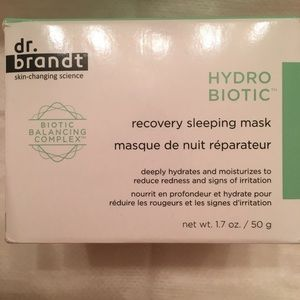 Dr Brandt Skincare Hydro Biotic Recovery Mask